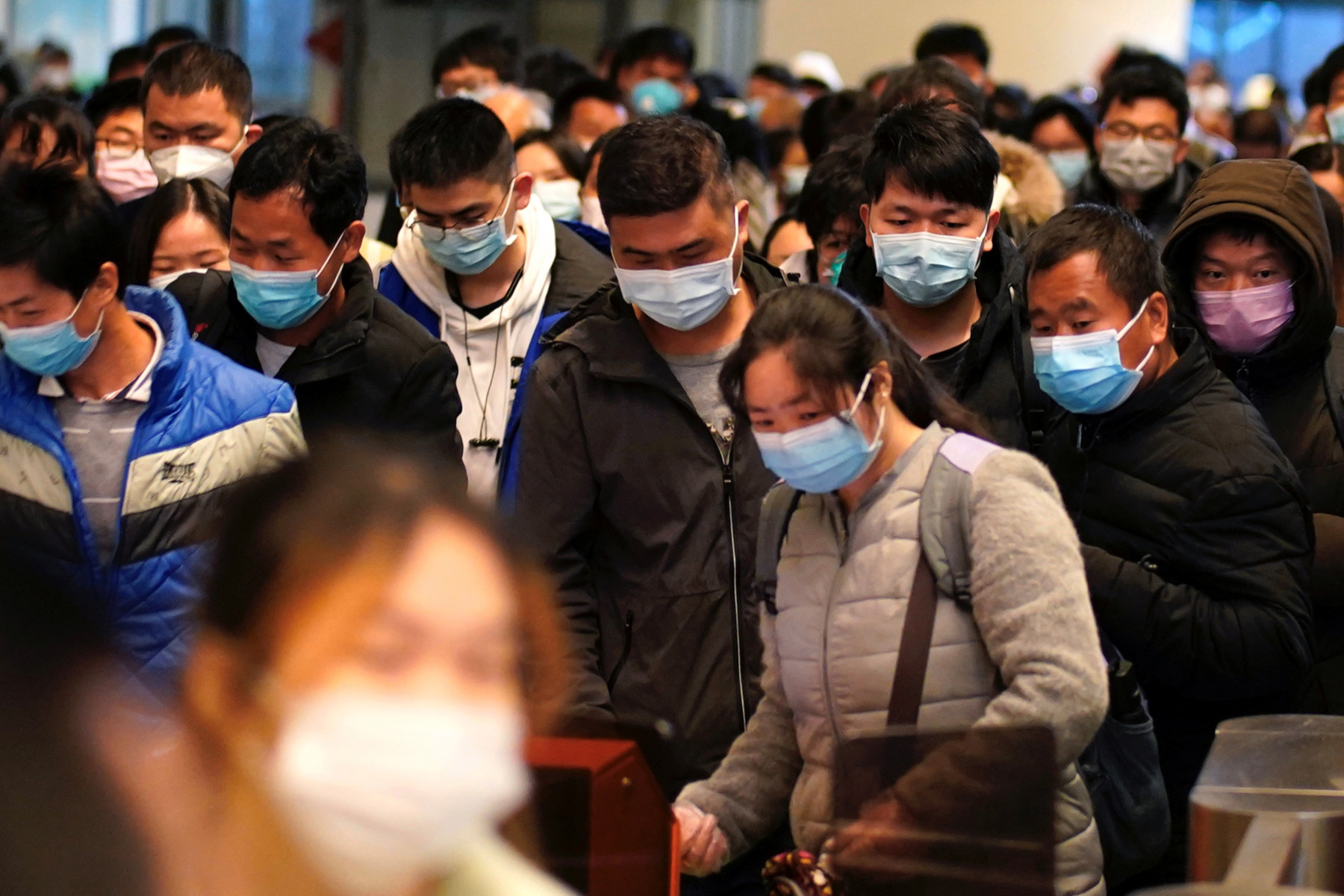 Wuhan has had no new cases of coronavirus in seven days