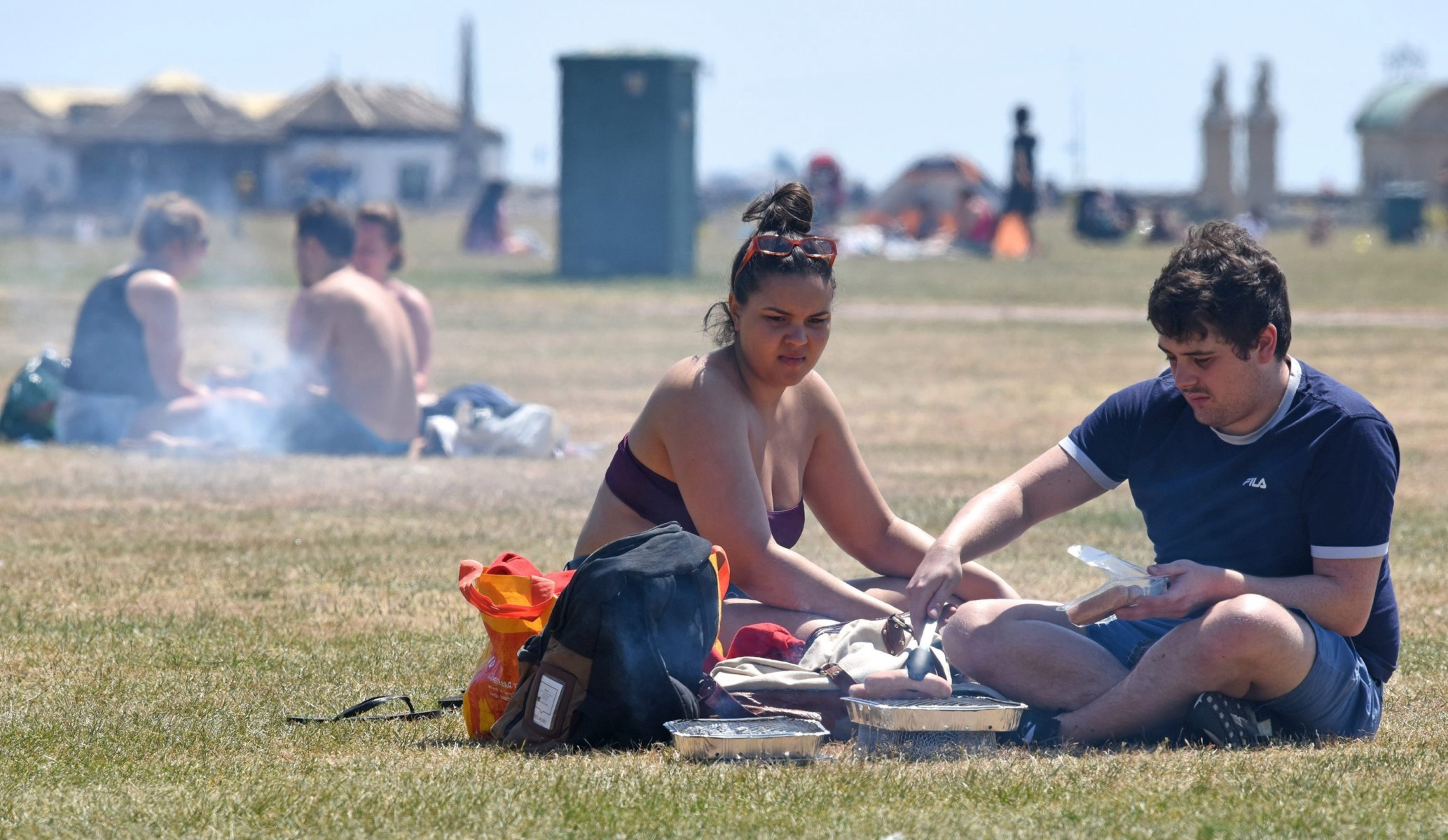 THE UK will see the last of the heatwave this weekend as next week rainstorms are set to batter parts of the country.